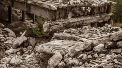Постапокалиптические фото Донецка
