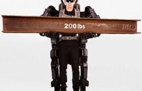 Экзоскелет Guardian XO Max с эксклюзивными возможностями