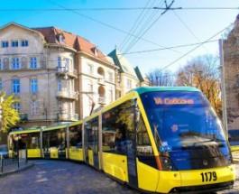 Киев покупает семь трамваев у львовского «Электрона»