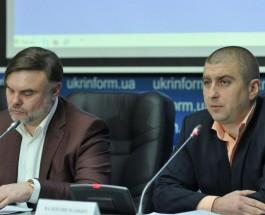 Единый союз патриотов Украины: Участники АТО создали новую партию
