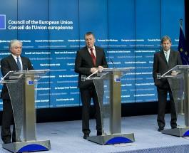 Армения возобновила переговоры об ассоциации с Евросоюзом