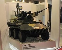 Укроборонпром представил в США новый беспилотник «Фантом-2»