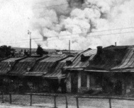 Как в 1918 году большевики взрывали украинские военные арсеналы