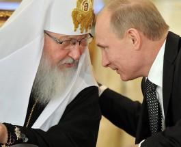 Мьсква пытается стать центром православия вместо Константинополя