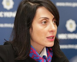 Хатия Деканоидзе: «Полиция не перестроила старую систему»
