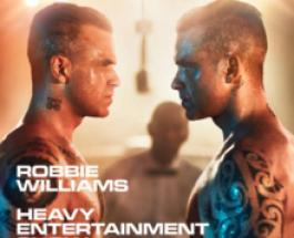 Robbie Williams представил насмешливый клип на песню «Party Like A Russian»