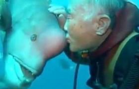 Как японец с рыбой подружился