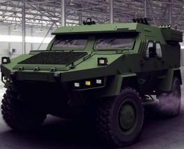 """""""Хорт"""": в Украине разрабатывают еще один бронеавтомобиль"""