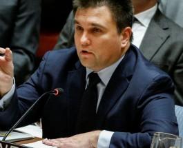 Климкин допустил введение для россиян биометрических виз