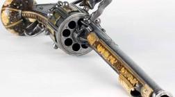 Кремневый револьвер Ганса Стоплера 1597 года