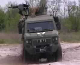 «Кугуары» на передовой рассмешили и возмутили военных