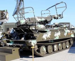 Украина показала модернизированный комплекс ПВО «Квадрат-2Д»