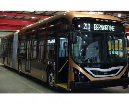 Представлен самый большой в мире электроавтобус