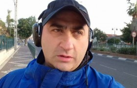 Леонид Канфер: Передовая – это не только Донбасс