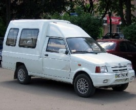 ЛуАЗ 1301 — последняя надежда Луцкого автозавода