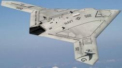 Lockheed Martin показал палубный беспилотный топливозаправщик «Морской скат»