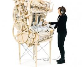 Wintergatan — музыкальная машина Marble Machine