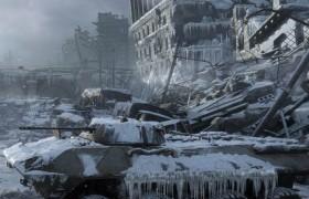 Представлена компьютерная игра, действие в которой происходит на территории постапокалиптической России