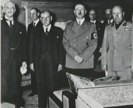 Черчилль: «Англии был предложен выбор между войной и бесчестием. Она выбрала бесчестие и получит войну»