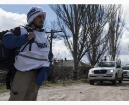 ОБСЕ разоблачила ложь о том, что  Правый сектор похитил саперов ДНР работавших на ОБСЕ