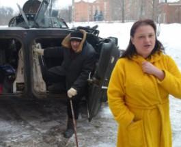 Сепаратист возмутился фиктивной эвакуацией мирного населения для пропагандистских СМИ РФ