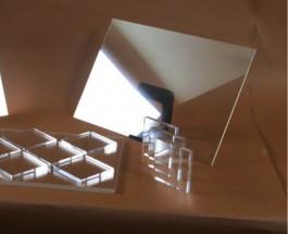 Прозрачный алюминий может заменить стекло