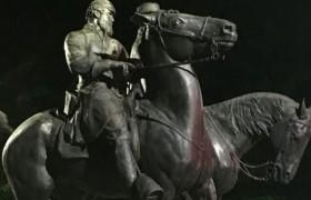 В США продолжается снос памятников конфедератам времен Гражданской войны