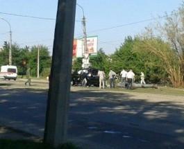 В Луганске взорвана машина Плотницкого
