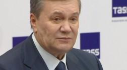 Он в ТАСС уполномочен заявить. Для чего опять дали слово Януковичу