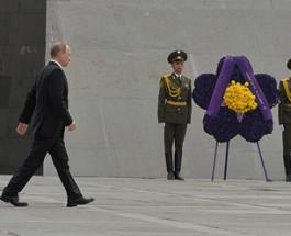 Путин уехал из Армении разгневанным