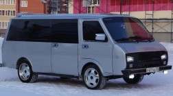 РАФ: необычные разработки Рижской автобусной фабрики