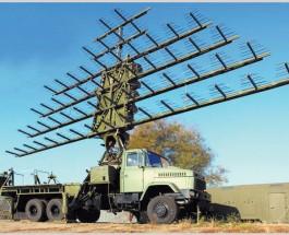 Украинская РЛС МР-18 готова к выполнению боевой задачи