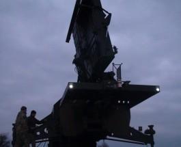 ВСУ испытали новую радиолокационную станцию «Пеликан»