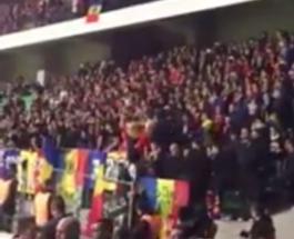 Матч Молдова – Россия: Фанаты исполнили известный хит про Путина