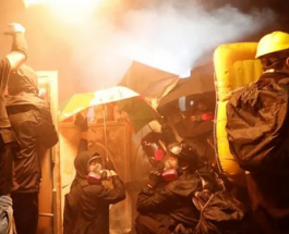 «Майдан» в Гонконге