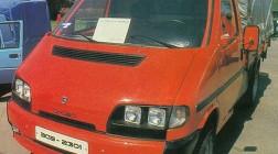 «Снага» ЗАЗ-2301 — неизвестная разработка ЗАЗ