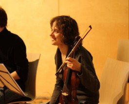 Украинская скрипачка выиграла конкурс в Швейцарии