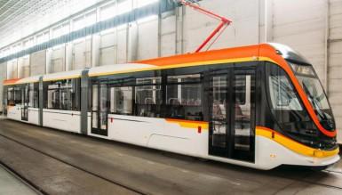 В Украине создана новая модель трамвая