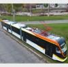 В Днепре начались испытания украинского трамвая К1М6