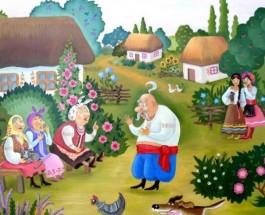 Забытые похабные украинские пословицы