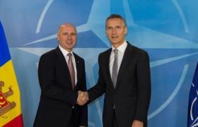 В Кишиневе состоялось открытие офиса НАТО