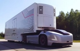 Volvo Vera: новый беспилотный электрогрузовик из Швеции