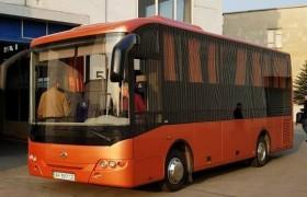 ЗАЗ разрабатывает электроавтобус