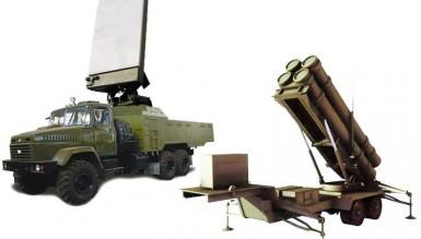 Будущий арсенал: ЗРК «Днепр»