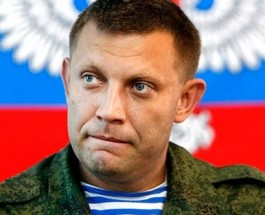Захарченко угрожает: Попытки Украины вступить в НАТО приведут к денонсации Минских соглашений