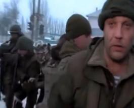 Снайпер ВСУ попал в сепаратиста в прямом эфире