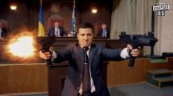 Почему в России отменили показ сериала «Слуга народа»