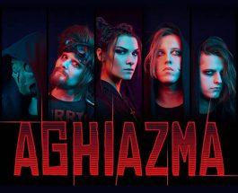 AGHIAZMA — «Never F# a Bandmate»