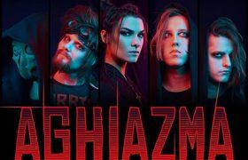 AGHIAZMA – «Never F# a Bandmate»