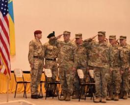 В Украину прибыли 250 американских военных инструкторов